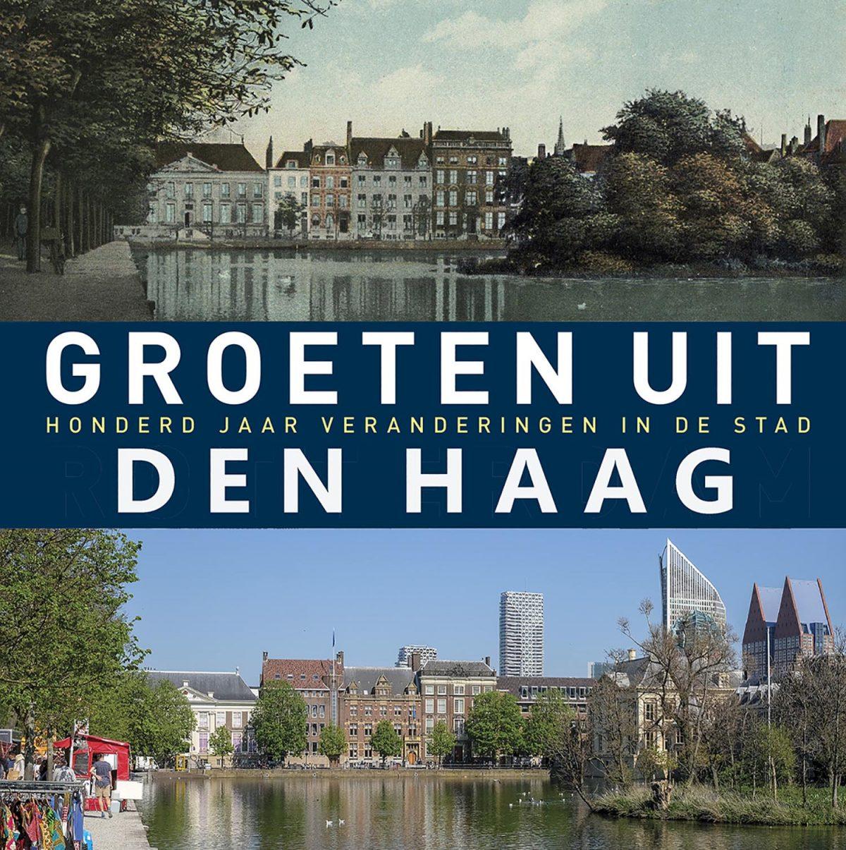 Groeten uit Den Haag, omslag