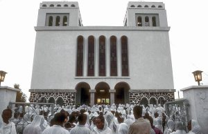 Timket in Eritrea