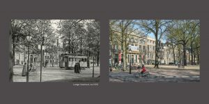 Greetings from The Hague - One hundred years of change