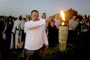 Celtic Full Moon ceremony