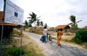 Sri Lanka Civil War Zone