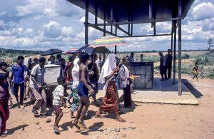 Thailand-Aranyaprathet-Site 2 Refugee Camp